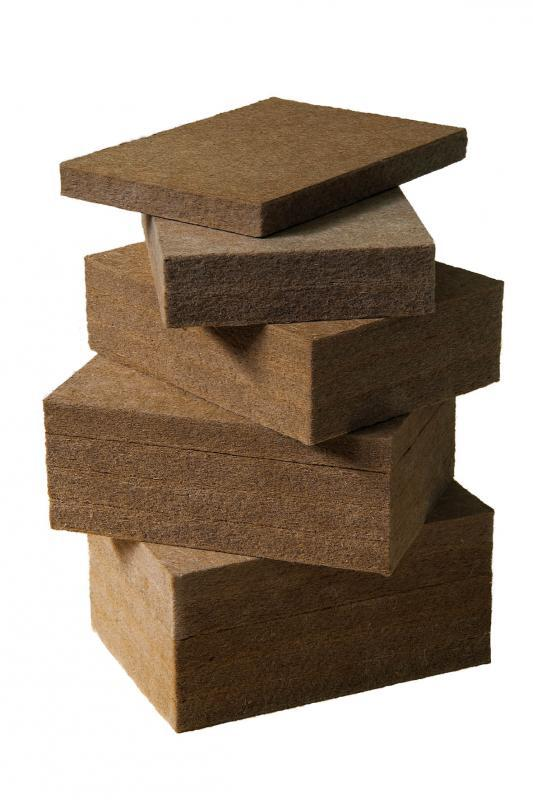 Panneau rigide fibre de bois fibranatur isolation - Panneau fibre de bois rigide ...