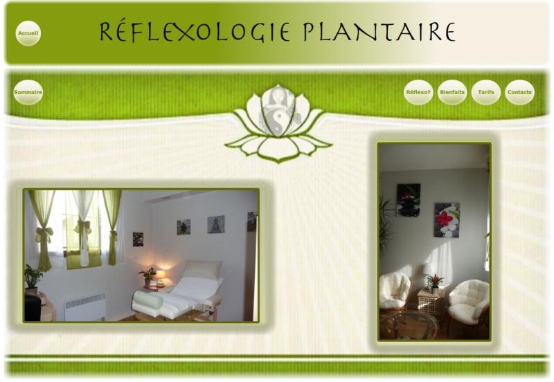 s ance de r flexologie plantaire en cabinet l 39 effet lotus massages de relaxation bien tre. Black Bedroom Furniture Sets. Home Design Ideas