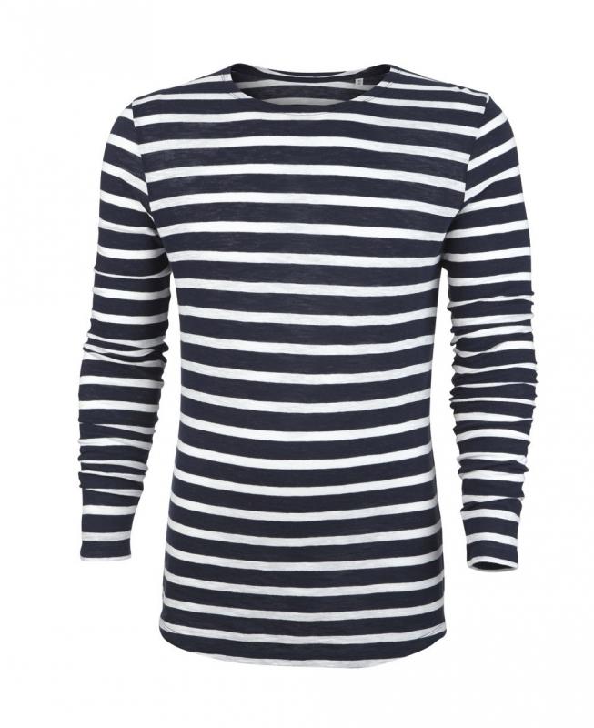 tee shirt marini re manches longus bio steezstudio boutique vetements homme bio mode thique. Black Bedroom Furniture Sets. Home Design Ideas
